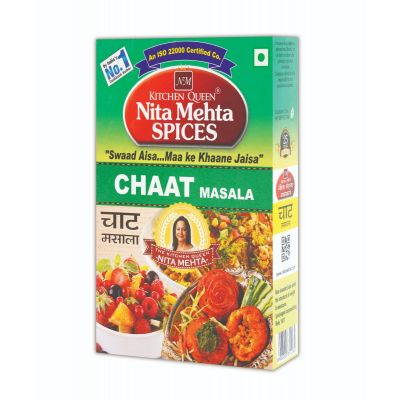 Chat Masala for Fruit Salads and Snacks | Best Chat Masala Powder | Helps in Digestion with Natural Ingredients
